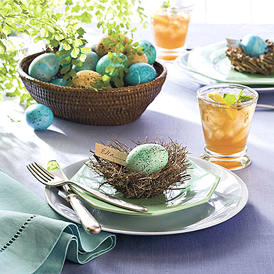 Anyone Can Decorate: Easter Decorations and DIY Ideas