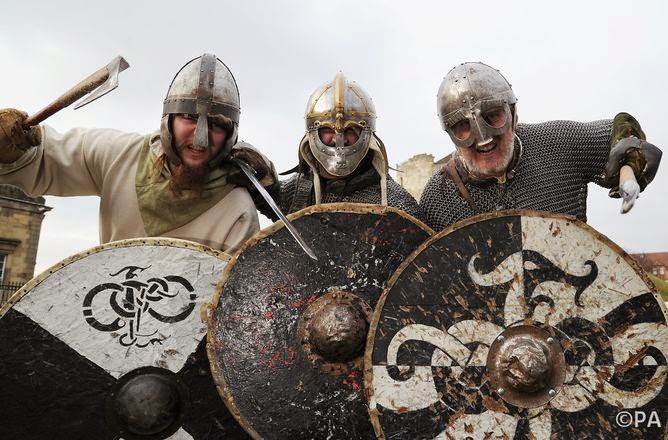 Vikings were more than just bloodthirsty pirates
