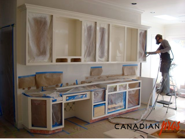 Calgary kitchen refinishing canadian pros painting and coatings