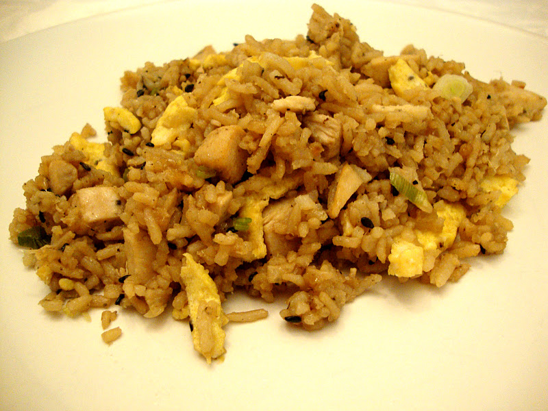 my back pages: chicken fried rice