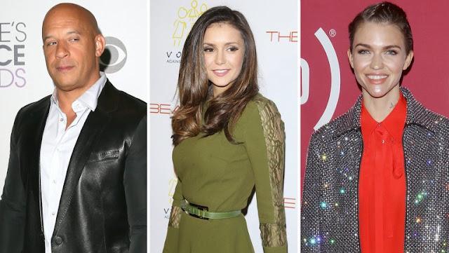 Nina Dobrev y Ruby Rose se unen a 'xXx: The return of Xander Cage'
