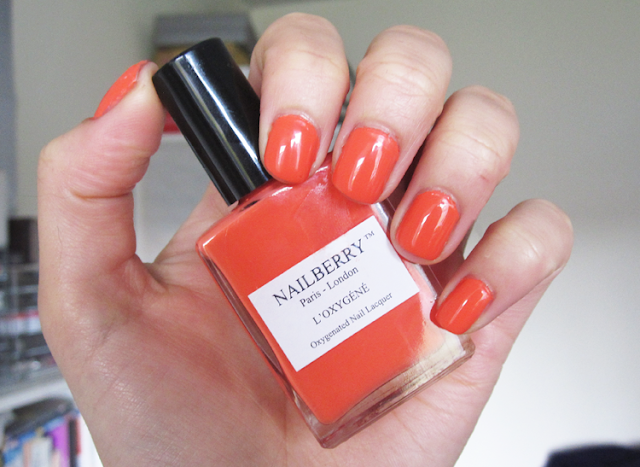 Nailberry Summer Brights L'Oxygene Collection 2015 - Decadence