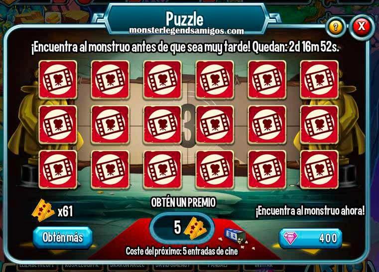 imagen del puzle de la isla hollywood