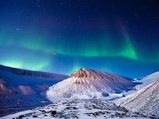 Aurora boreal Fotografias de paisajes espectaculares