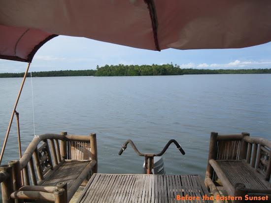 Camotes Island - Lake Dana's mangrove island