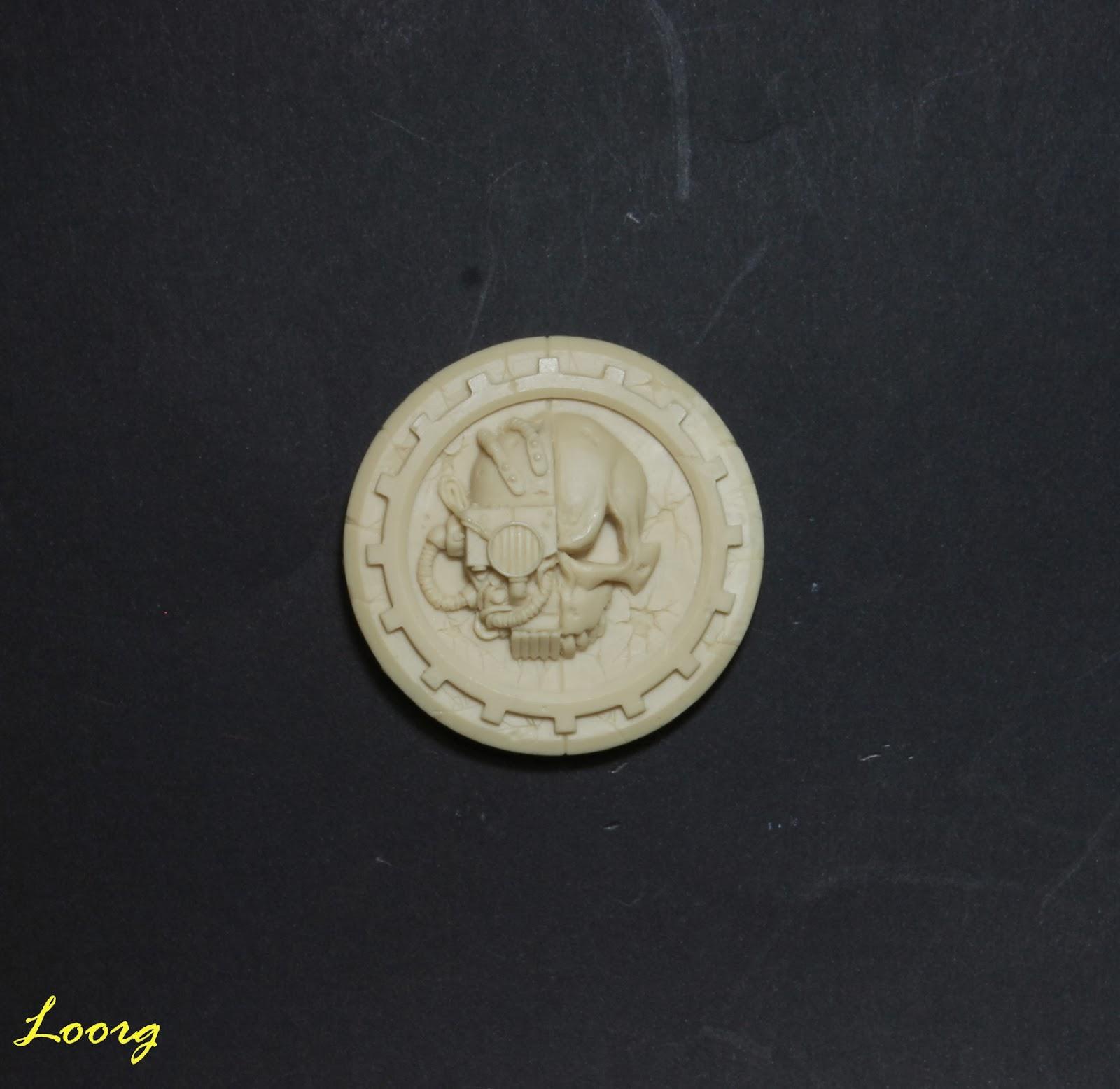 Símbolo del Mechanicum de Edición Limitada