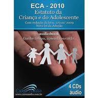 ESTATUTO DA CRIANÇA DO ADOLESCENTE