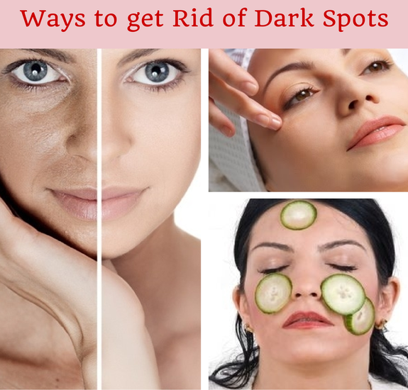 how to clear p scars on dark skin