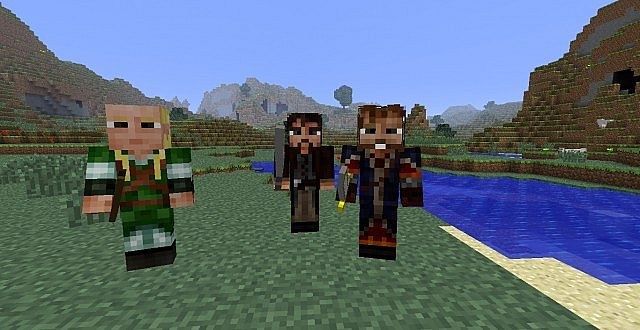 The Lord of the Rings [1.7.10] [1.6.4] [1.5.2] - Моды на ...