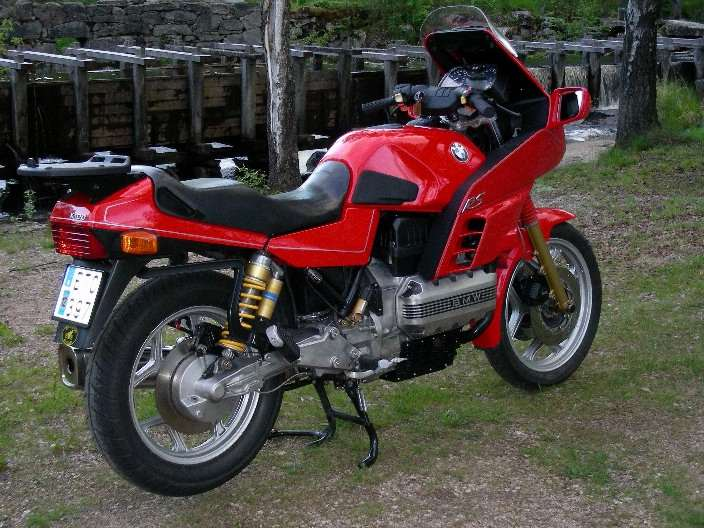 1985 BMW K100RS , Just Share