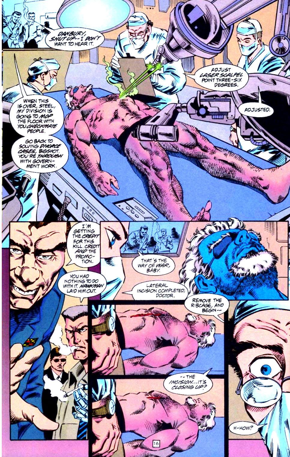 Deathstroke (1991) Issue #44 #49 - English 17