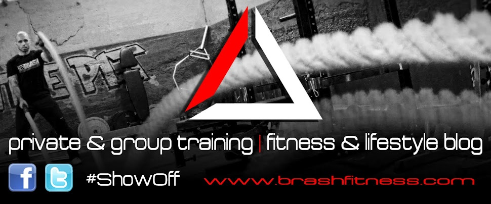 BRASH Fitness & Conditioning