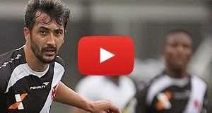 Vasco leva uma surra do Avaí: Veja os gols
