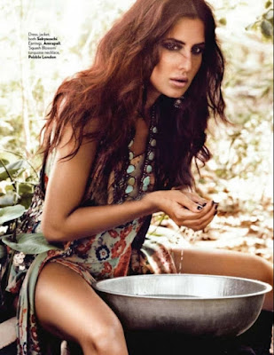 Katrina Kaif Photoshoot for Vogue India Sept-2015