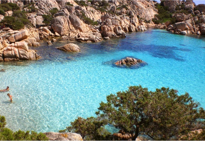 Maddalena Islands, Sardinia, Italy