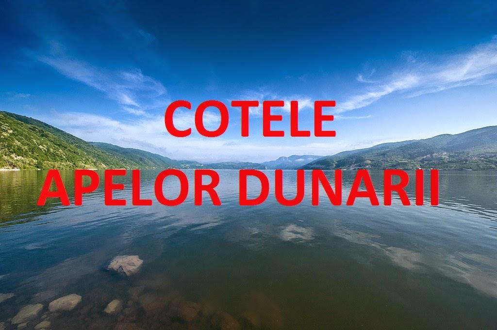 Cotele Apelor Dunarii