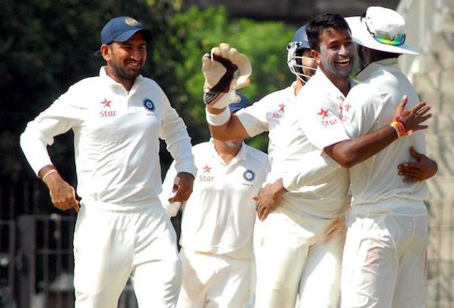 India A vs Australia A 1st Test