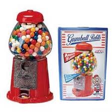 carousel gumball machine