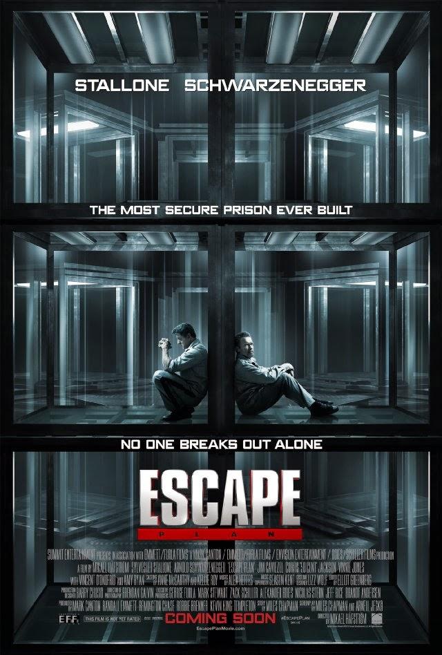 xem phim Kế Hoạch Đào Tẩu - Escape Plan (2013) full hd vietsub online poster