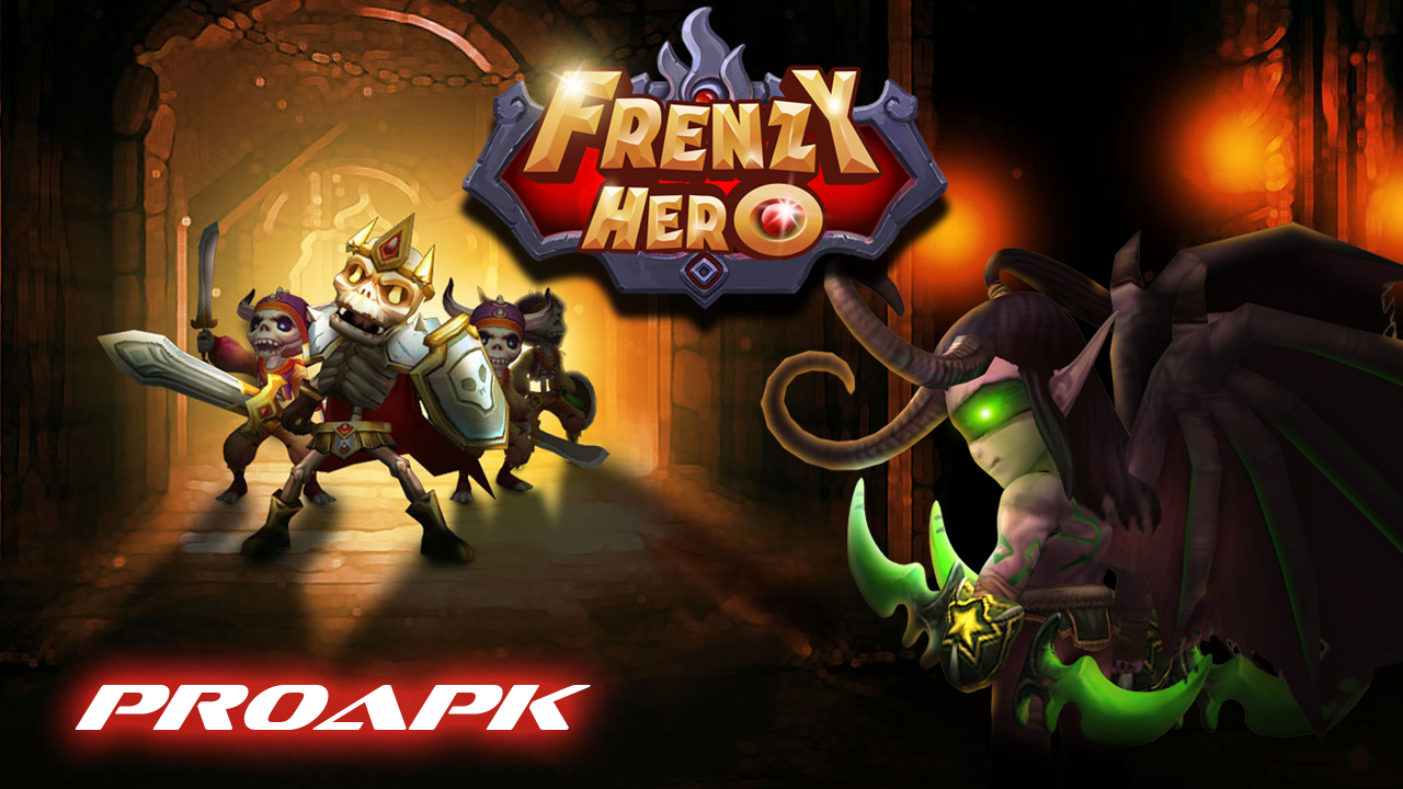 Frenzy Hero Gameplay IOS / Android