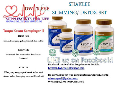 SHAKLEE SLIMMING SET