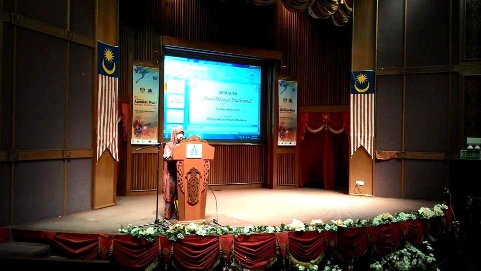 Zaiton Hussin, Program Apresiasi Puisi Melayu Tradisional