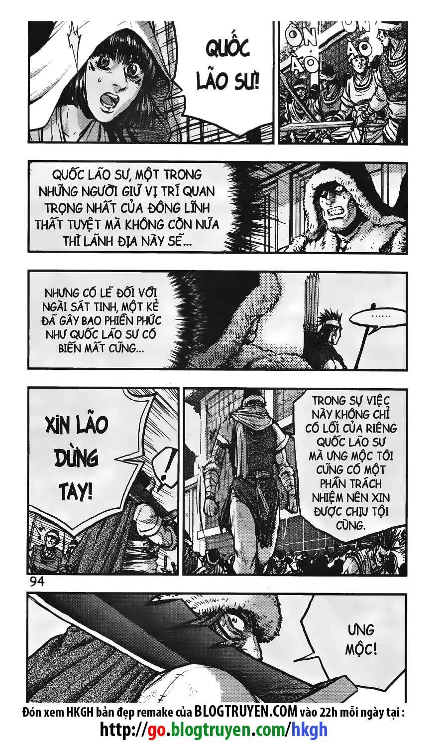 Hiệp Khách Giang Hồ chap 400 Trang 26 - Mangak.info