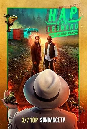 Série Hap and Leonard - 2ª Temporada    Torrent Download
