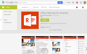 Office Remote Android Handy Google Play