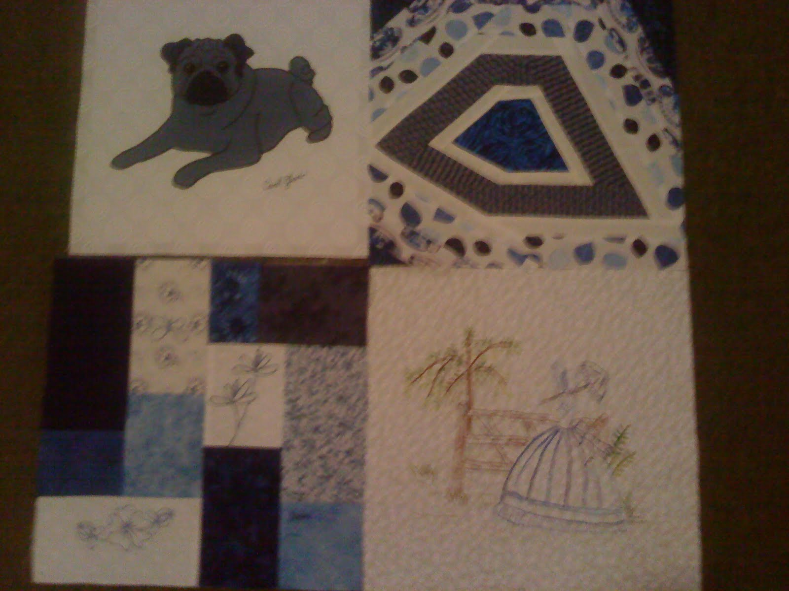 Blocks for the quilt