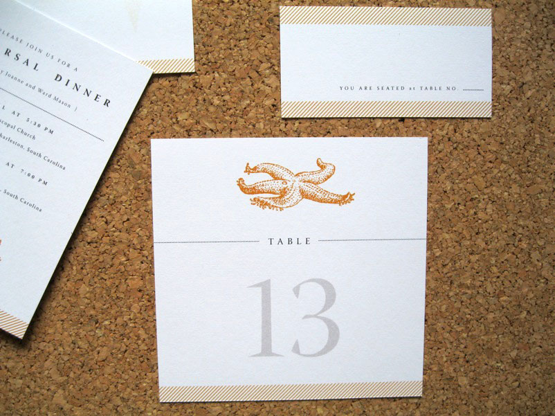 Ink Parade Paperie Custom Wedding Invitations Stationery