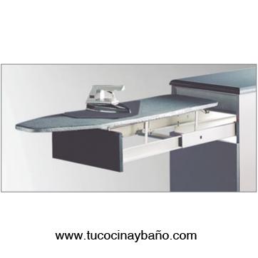 Tabla planchar cajon cocina tu cocina y ba o for Mesa planchar plegable