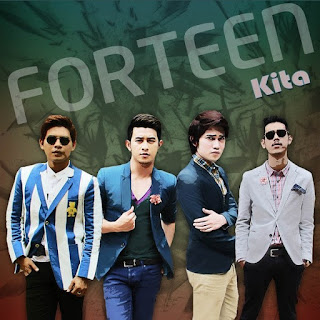 Forteen - Kita Lirik dan Video