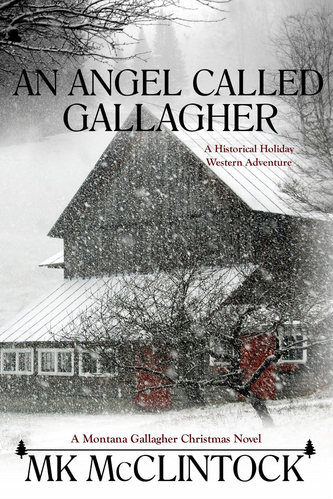 A New Montana Gallagher Novel