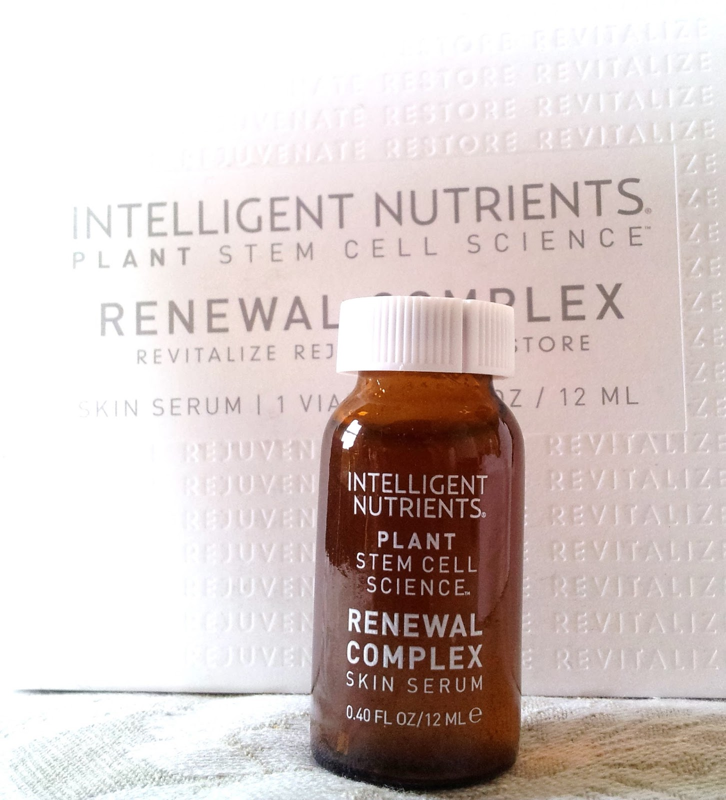 Intelligent Nutrients Renewal Complex Serum的圖片搜尋結果