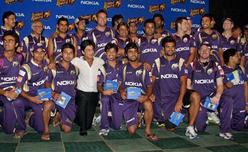 kolkata knight riders team players