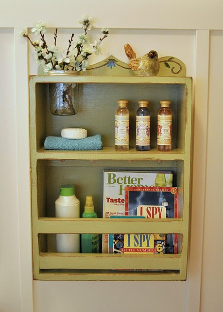 Bathroom Storage Shelves & Bathroom Storage Racks | Pottery Barn