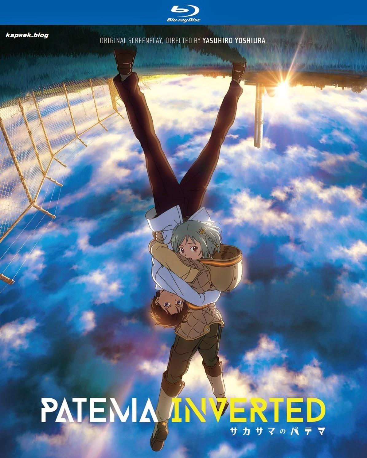 Patema Inverted new movie Hd wallpaper