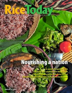 Rice Today magazine