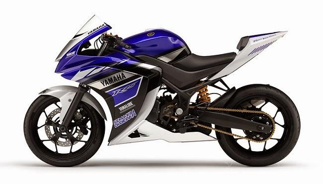 Foto Motor Yamaha YZF-R3 320cc Model Terbaru 2015 Harga-Spesifikasi Lengkap