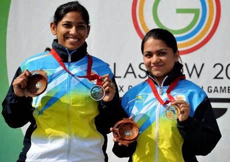 Commonwealth Games shooters won the hearts.jpg
