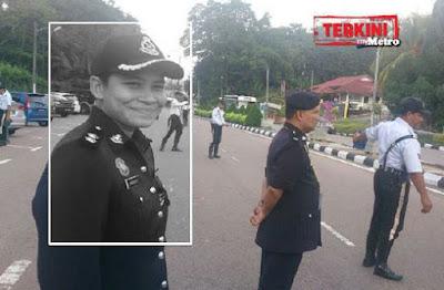 Pegawai Polis Trafik Wanita
