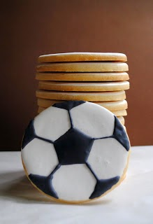 Soccer Cookies Recipe