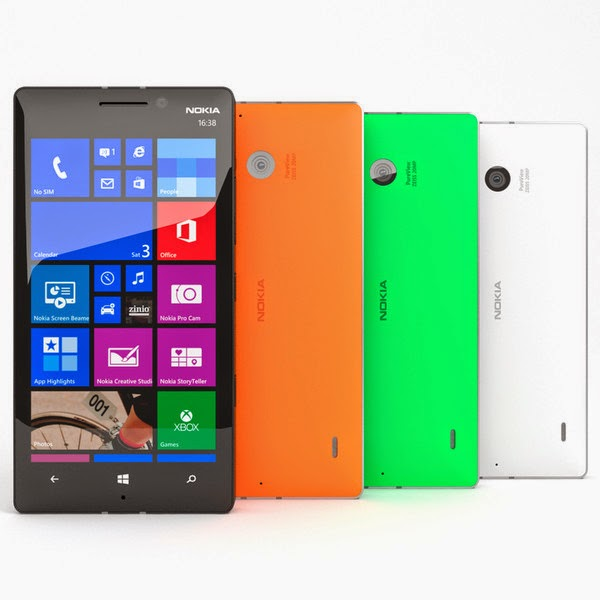 Harga dan spesifikasi Nokia Lumia 930