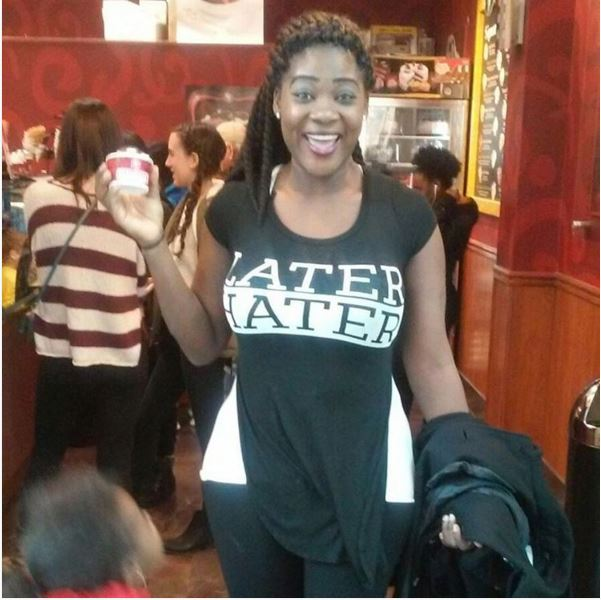 After 3! Mercy Johnson shows off amazing post baby-body in casuals (Photos) 2