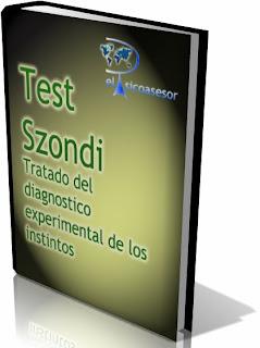 Test Szondi- Tratado del diagnostico experimental de los instintos