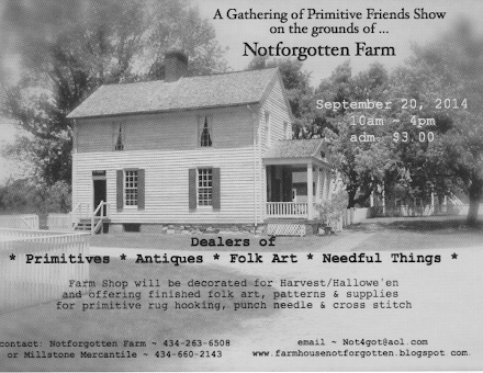 Gathering of Primitive Friends Show