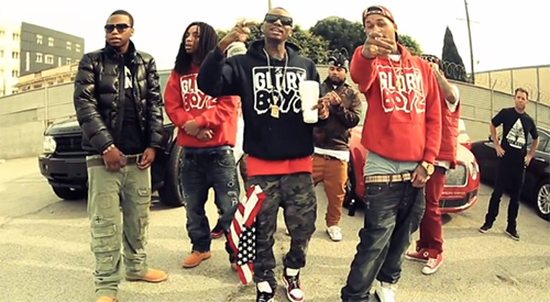 Soulja Boy Ft. Fredo Santana & Tadoe - Turn Up
