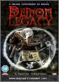 Capa Baixar Filme Demon Legacy Legendado Torrent (2014) Baixaki Download
