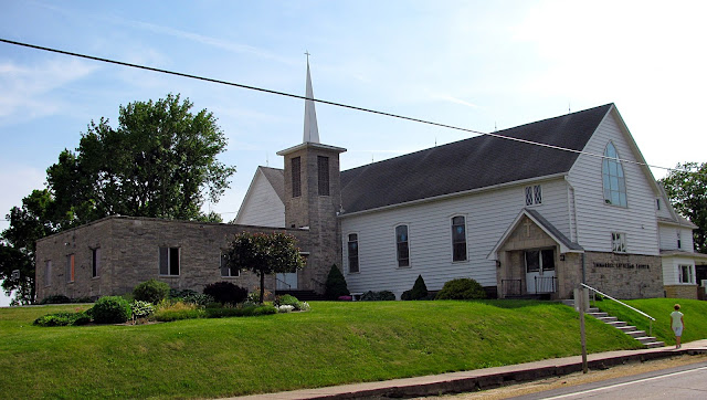 Immanuel Lutheran Church in Charlotte